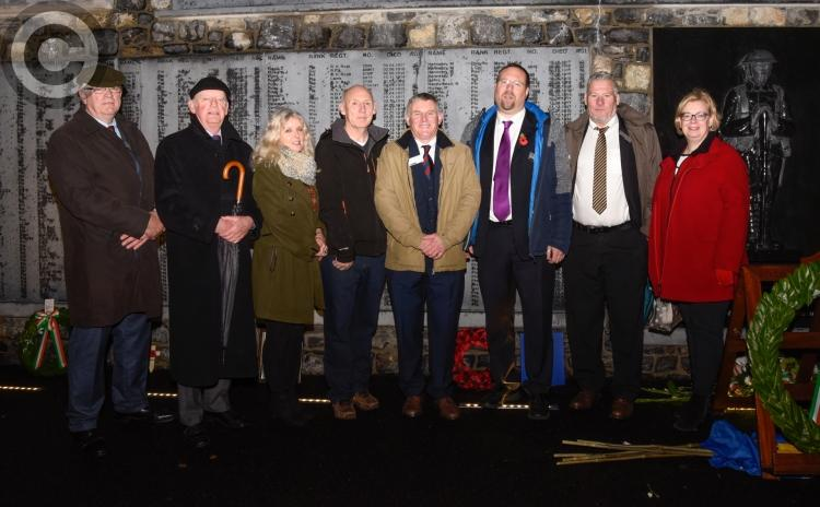 Bells toll and bugles sound as Kilkenny remembers those who served in Great War