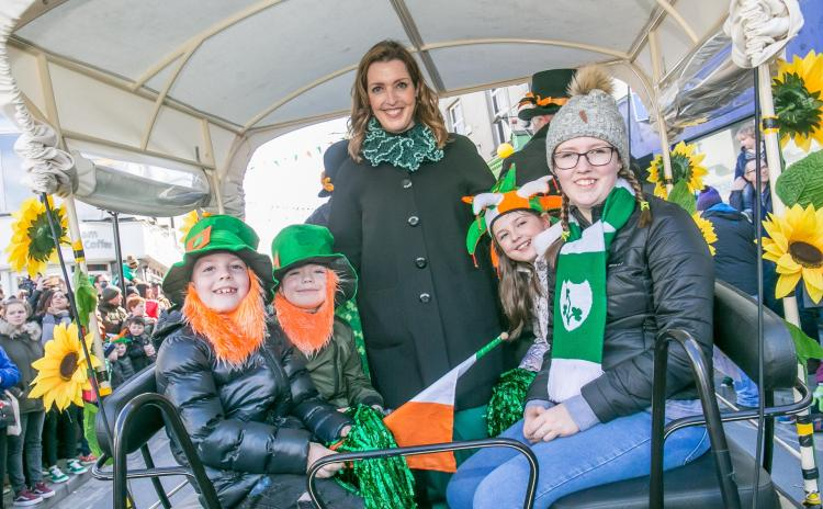 Picture Gallery: Kilkenny on parade for St Patrick's Day