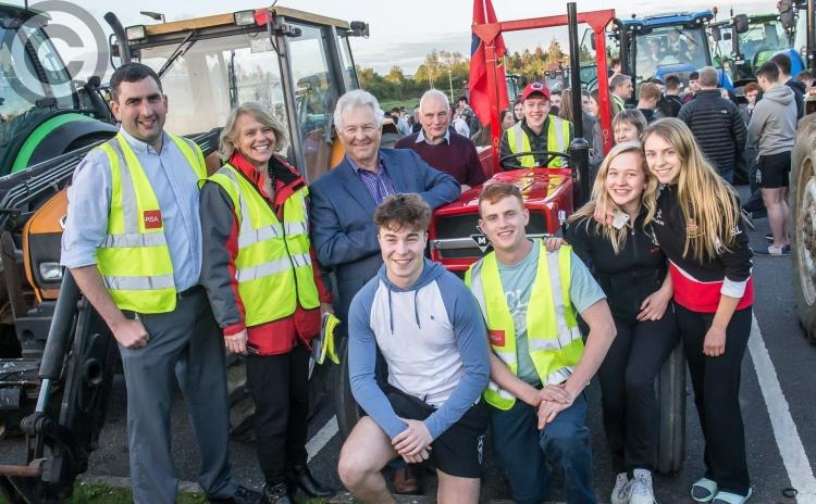 Gallery: Classy Massey shines brightest as Kilkenny College Tractor Run roars into town