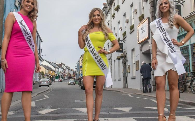 Miss Kilkenny 2019 will be crowned at the Set Theatre this Friday