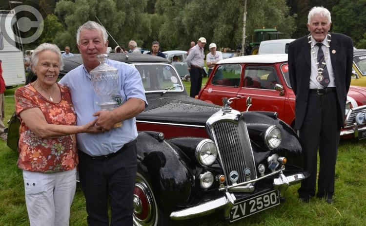 A wonderful day at the Inistioge Vintage Rally