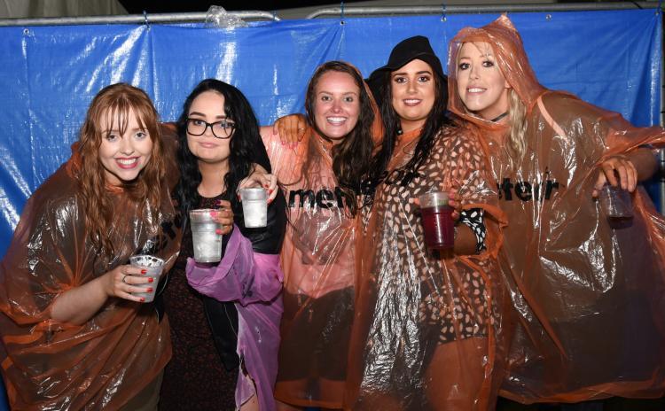 Kilkenny Outdoor Music Festival 2019 in Castlecomer