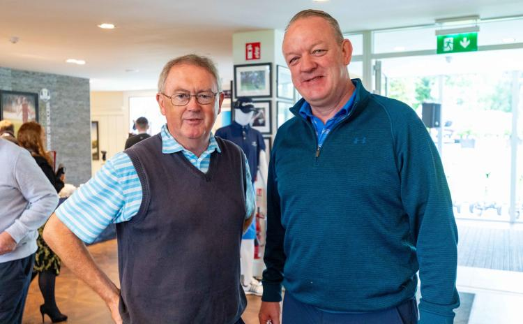 Stars come out for Mick Galwey classic   as Kilkenny's Teac Tom benefits