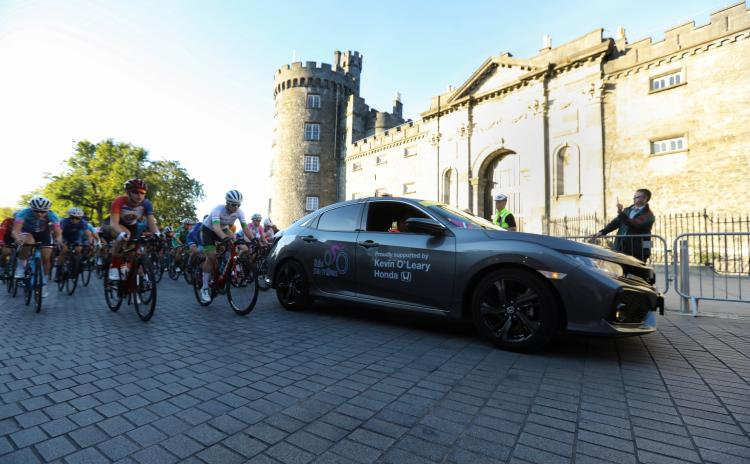 Kilkenny rolled out the welcome mat for Ras na mBan