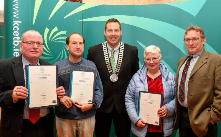 Gallery: Kilkenny's adult learners celebrate ETB's Back To Education Awards