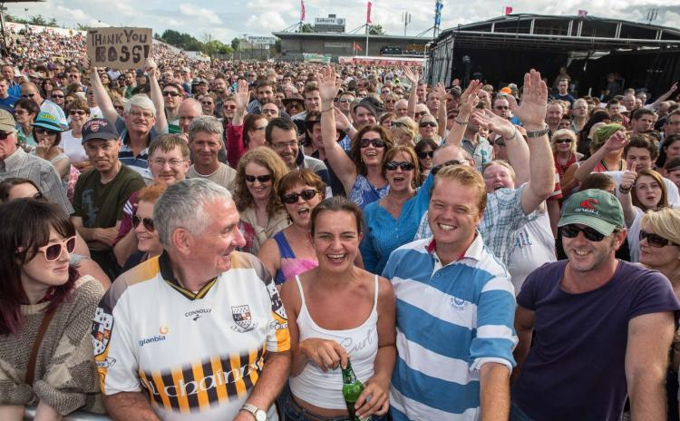 FLASHBACK: Bruce Springsteen rocks Kilkenny - were you there? Click for pics #2