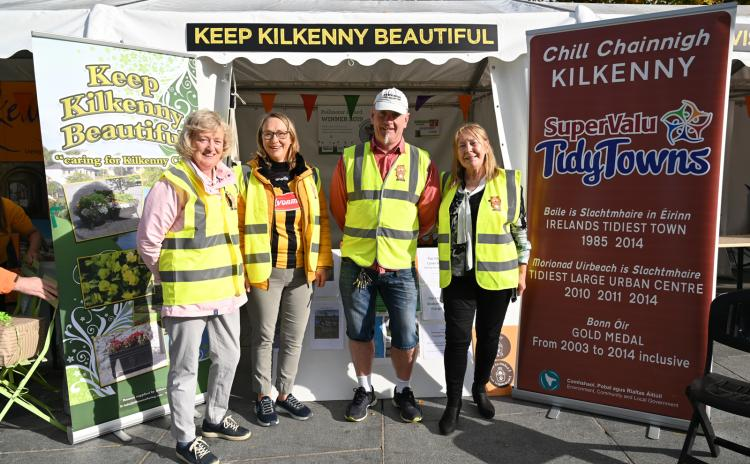 Gallery #4: Celebrating and enjoying Kilkenny Day in the heart of the city