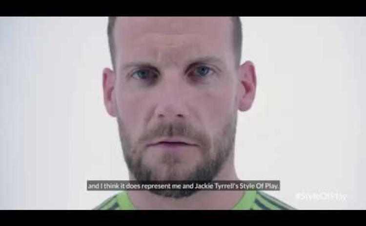 Video: Kilkenny's Jackie Tyrrell launches bespoke O'Neills jersey