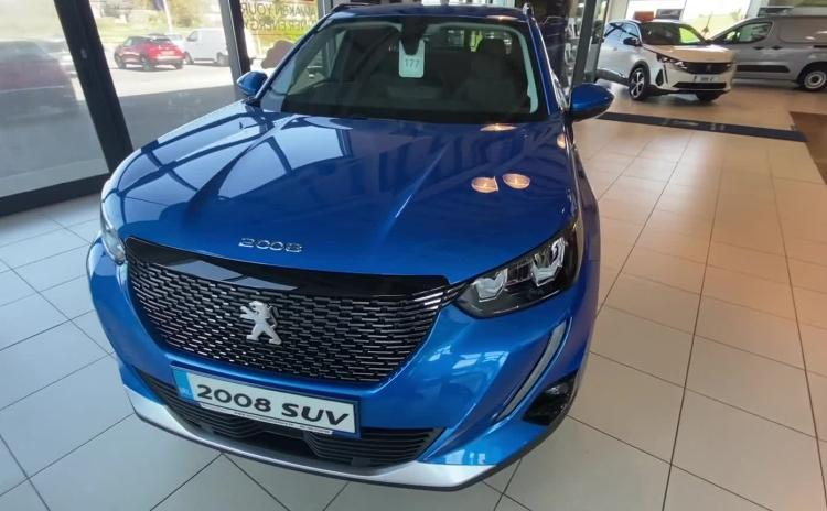 CAR OF THE DAY: The Peugeot 2008 at Morrisey Motors