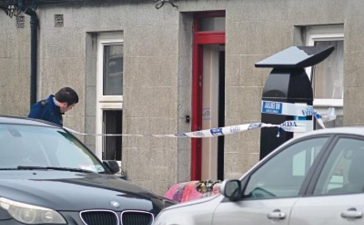 Suspected arson attack in Kilkenny city