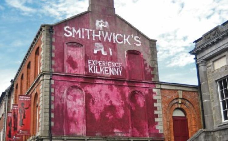 Council to consider short-term uses for Kilkenny's brewery site