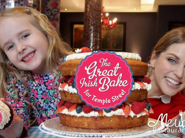 Great Irish Bake For Temple Street At Meubles Kilkenny