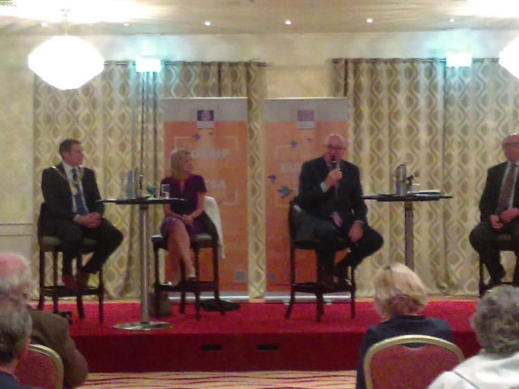 EU Commissioner Hogan reveals that Kilkenny farmers receive over E50 million from EU farm programmes annually