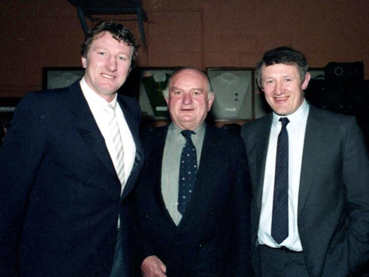 Ned Byrne Willie Duggan Kilkenny Ned Byrne loses one of his dearest friends
