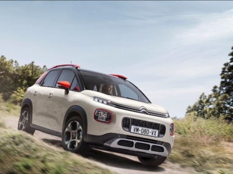 new citroen c3 aircross compact suv is on the way kilkenny people. Black Bedroom Furniture Sets. Home Design Ideas