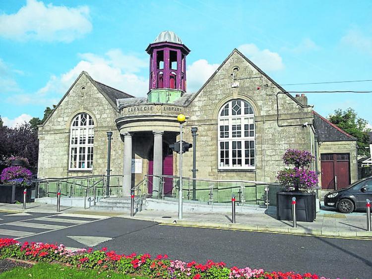 John street library plans shelved for new vision for for Meubles kilkenny