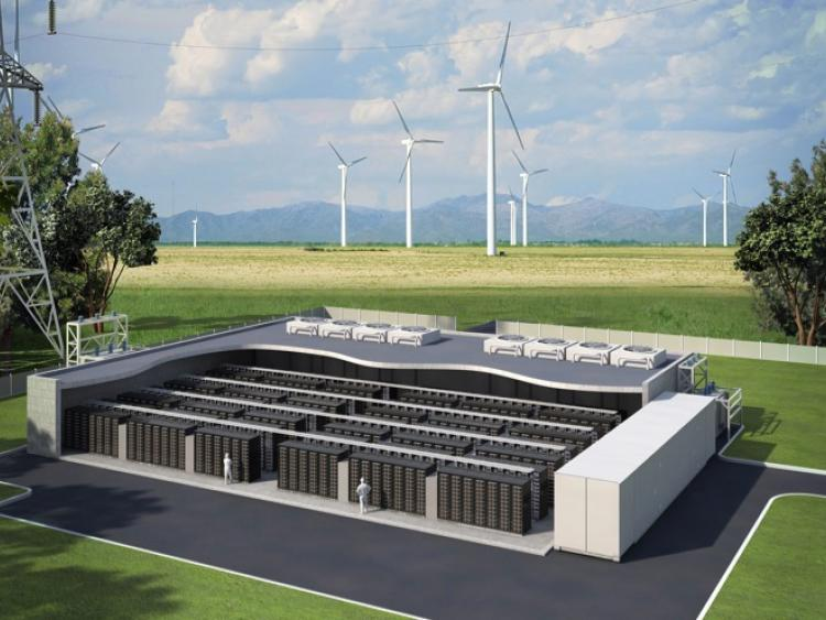 Energy Storage System : Battery energy storage plant planned for kilkenny city