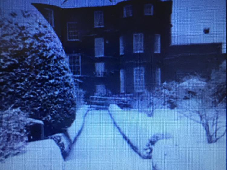 Video Check Out Butler House In Kilkenny In The Wake Of Storm Emma