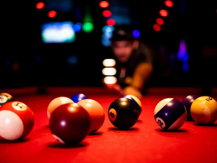 Recreation, sport amusement arcade