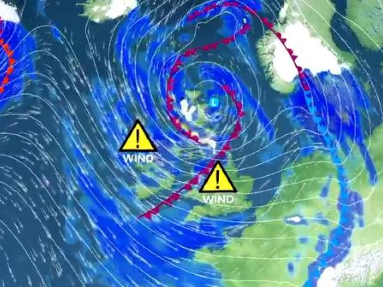 Met Eireann Warn That Storm Gareth Is Coming Our Way