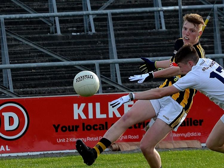 Goalie Jack Conway the star man for Kilkenny footballers