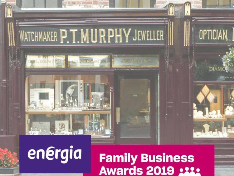 Jewellers Kilkenny: Kilkenny Business Wins At Inaugural Energia Family