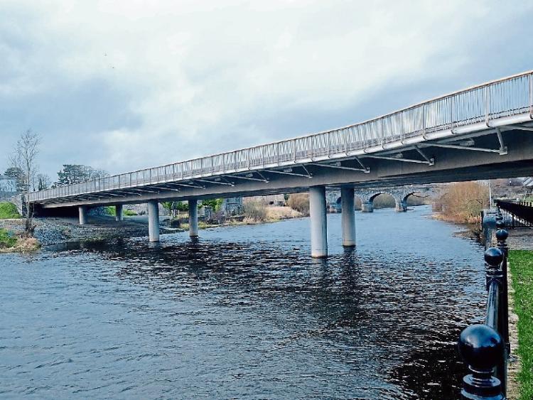 Kilkenny's CAS bridge set to open next week, name to be decided on Monday