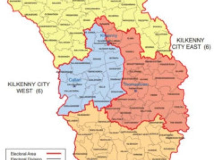 Local election 2019 boundaries in dating